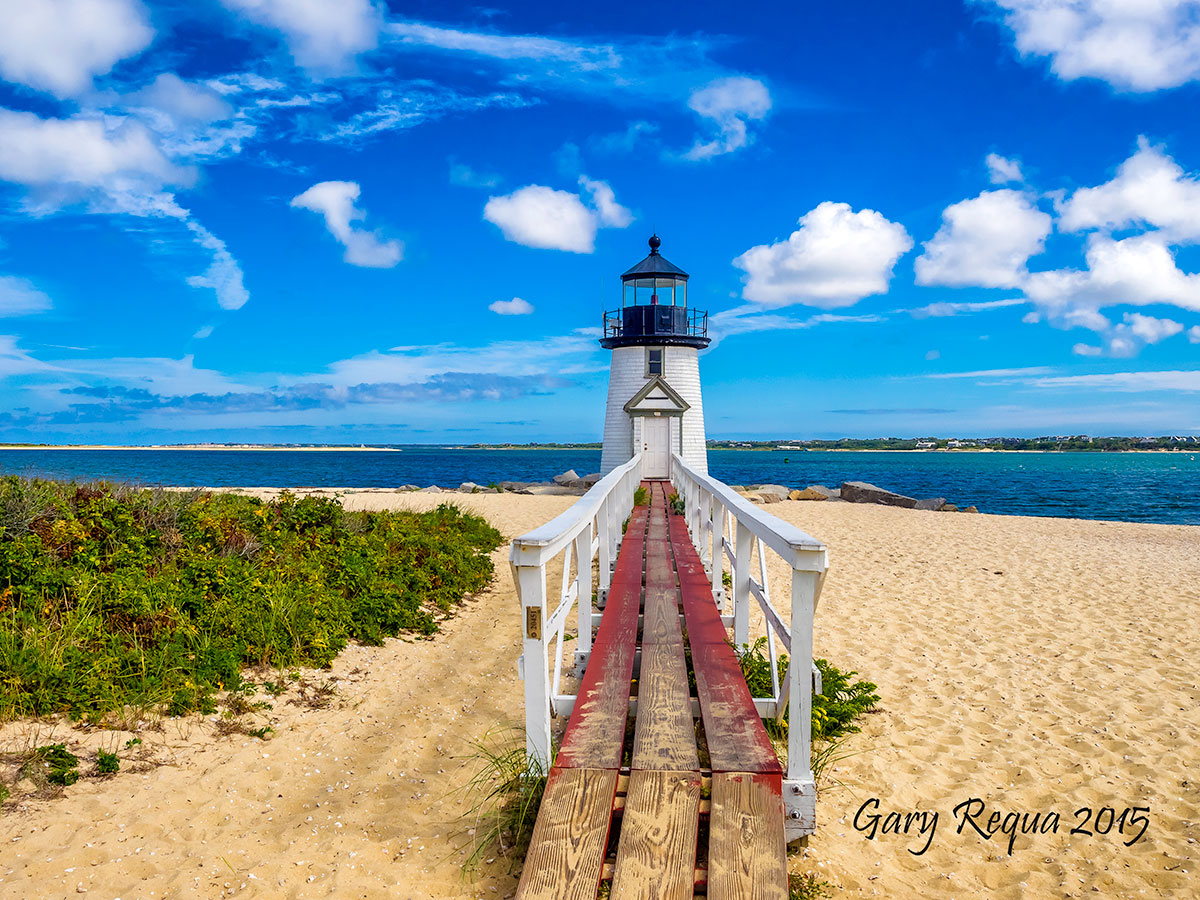 Brant Point Light - Nantucket Island